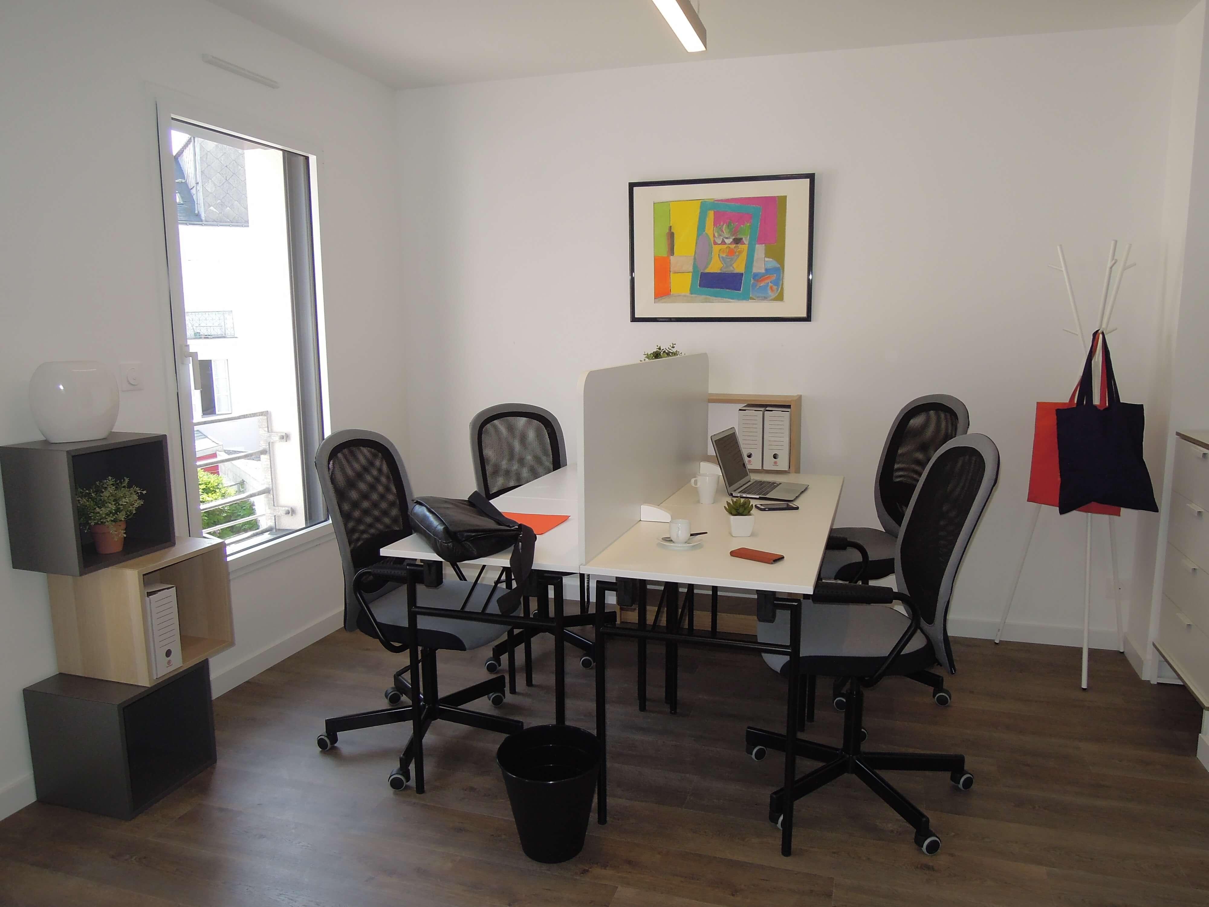 Lecorner Coworking : bureau ou open space