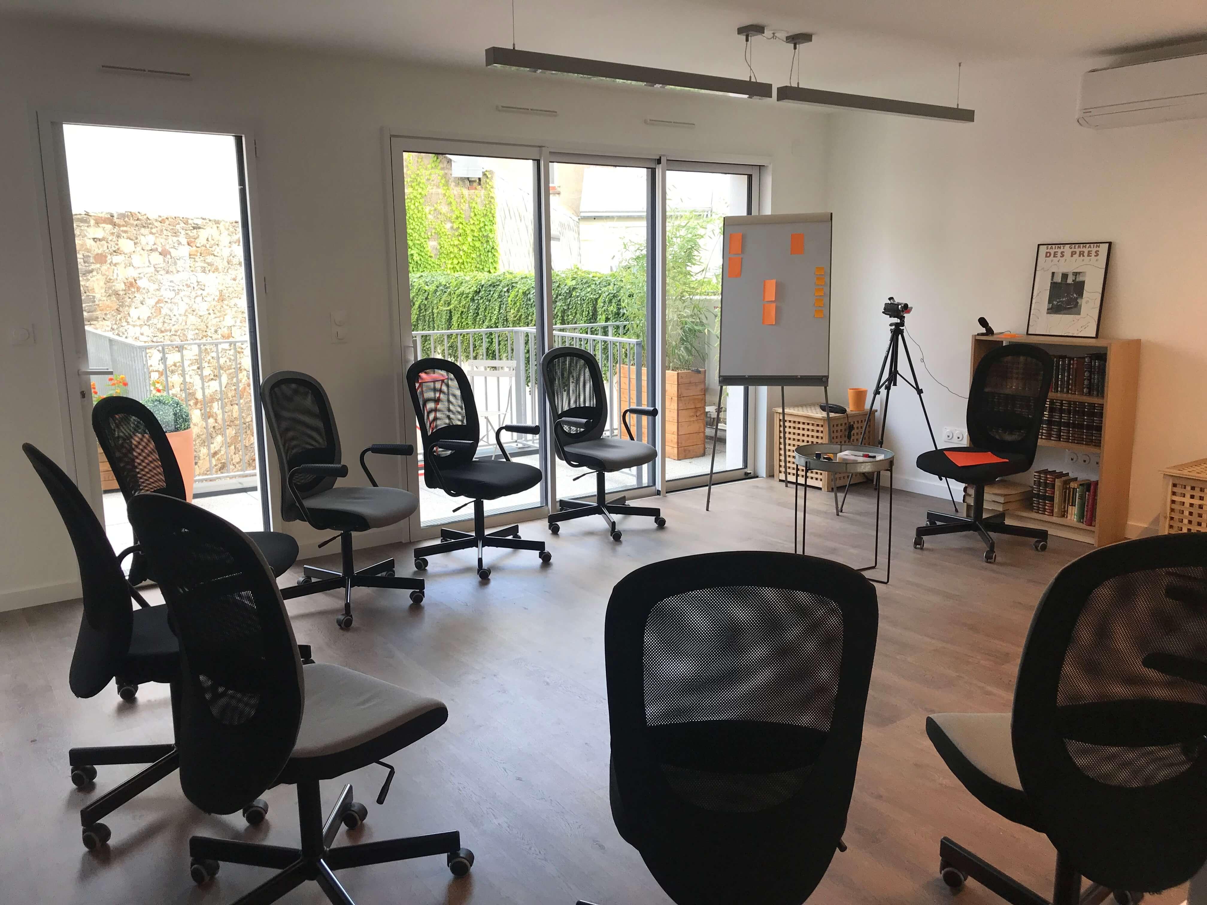 Lecorner Coworking : flexibilité